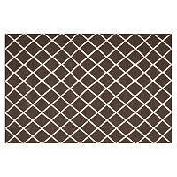 Safavieh Dhurries Netting Handwoven Flatweave Wool Rug