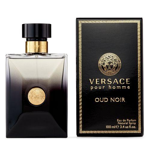 Pour Cologne Homme Men's Parfum Eau Noir De Oud Versace VSUqzMp