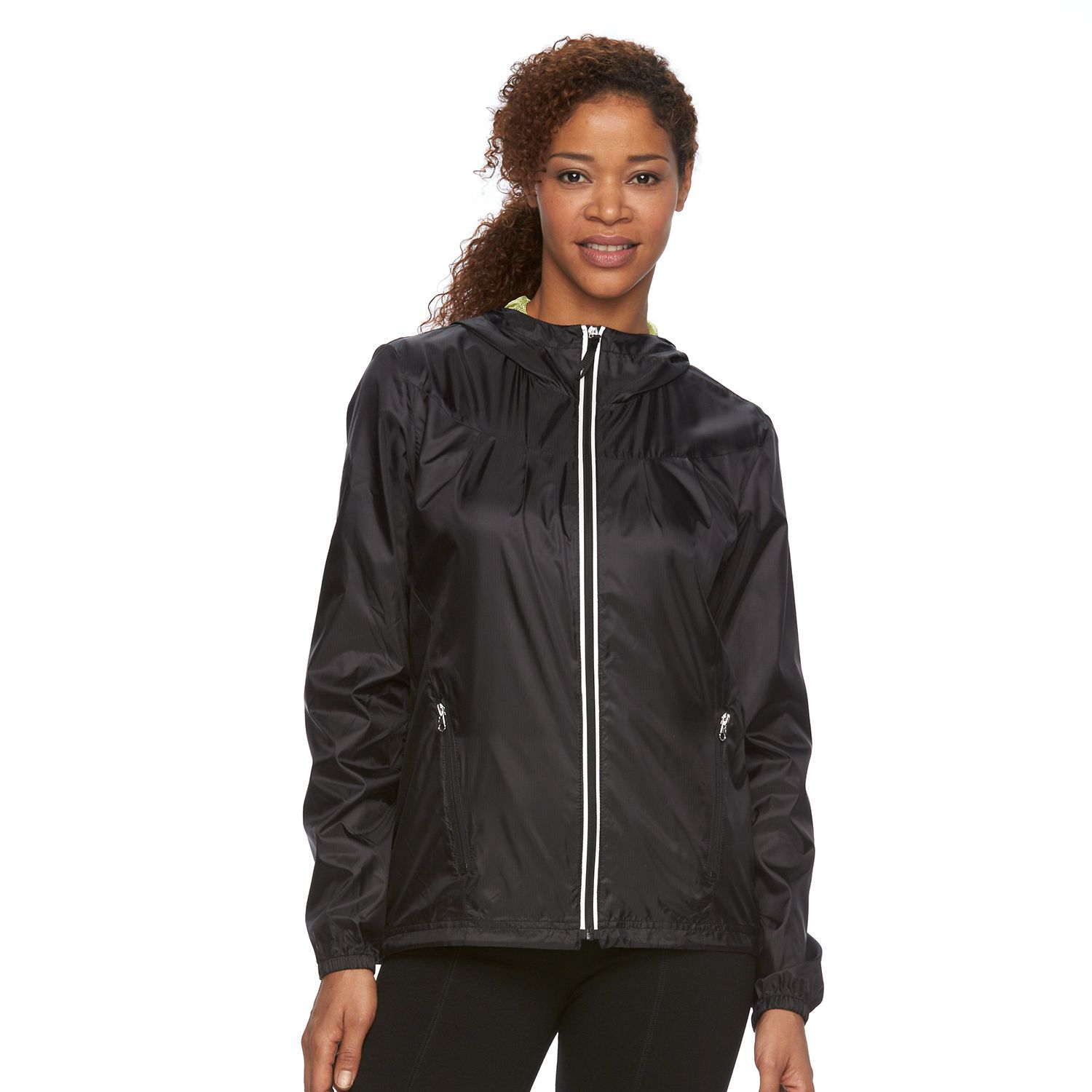 Womens Halifax Hooded Packable Jacket