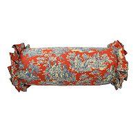 Waverly Sanctuary Rose Neckroll Throw Pillow