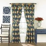 Waverly 2-pack Sanctuary Rose Window Curtains - 50'' x 84''