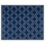 Safavieh Dhurries Quatrefoil Handwoven Flatweave Wool Rug