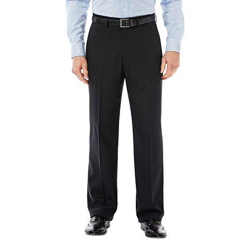 Men's Haggar Expandomatic Stretch Classic-Fit Dress Pants