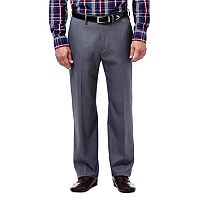 Men's Haggar Expandomatic Stretch Classic-Fit Comfort Compression Waist Pants