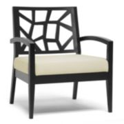 Baxton Studio Jennifer Accent Chair