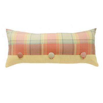 Waverly Sonnet Sublime Tufted Oblong Throw Pillow