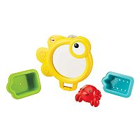 Fisher-Price Scoop & Nest Bath Mirror