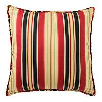 Waverly Charleston Chirp Reversible Throw Pillow