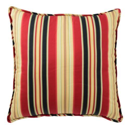 Waverly Charleston Chirp Reversible Throw Pillow