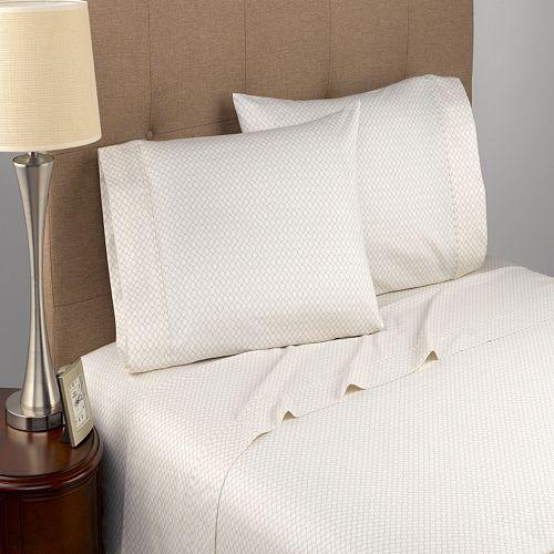 Modern Living 300 Thread Count Organic Sheet Set