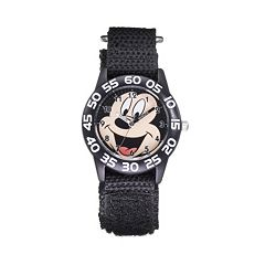 Disney's Mickey Mouse Boys' Time Teacher Watch