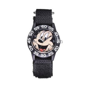 Disney's Mickey Mouse Boys' Time Teacher Watch