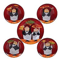 Certified International Waiters 5-pc. Pasta Serving Bowl Set