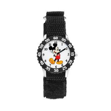 Disney's Mickey Mouse Boy's Time Teacher Watch