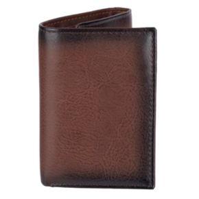 Men's Apt. 9® RFID-Blocking Burnished Trifold Wallet