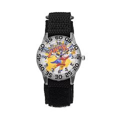 Disney's Mickey Mouse 'We're All Super' Boys' Time Teacher Watch