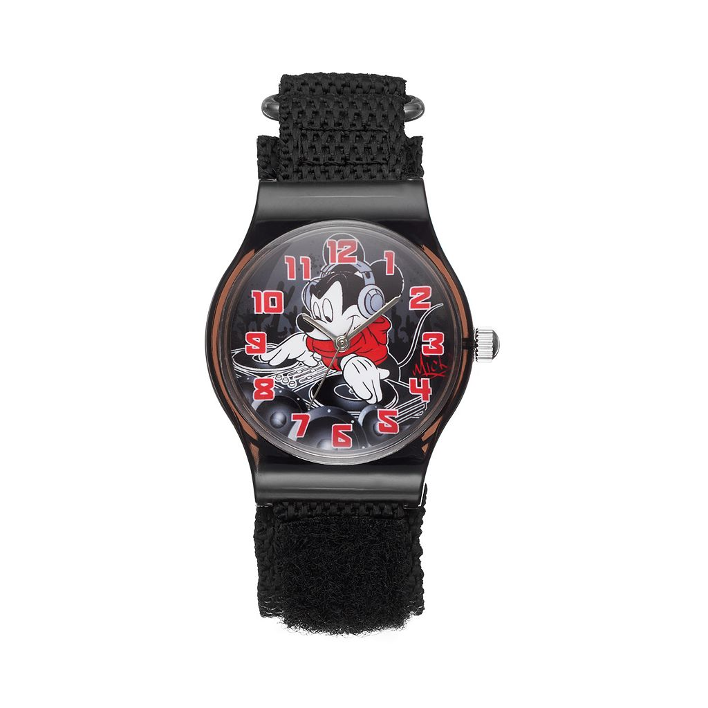 Disney's Mickey Mouse DJ Boys' Watch