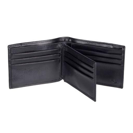 Men's Dockers RFID-Blocking Extra-Capacity Slimfold Wallet