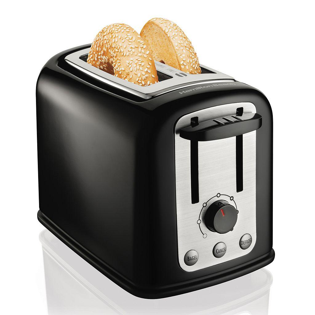 Hamilton Beach SmartToast Extra-Wide 2-Slot Toaster