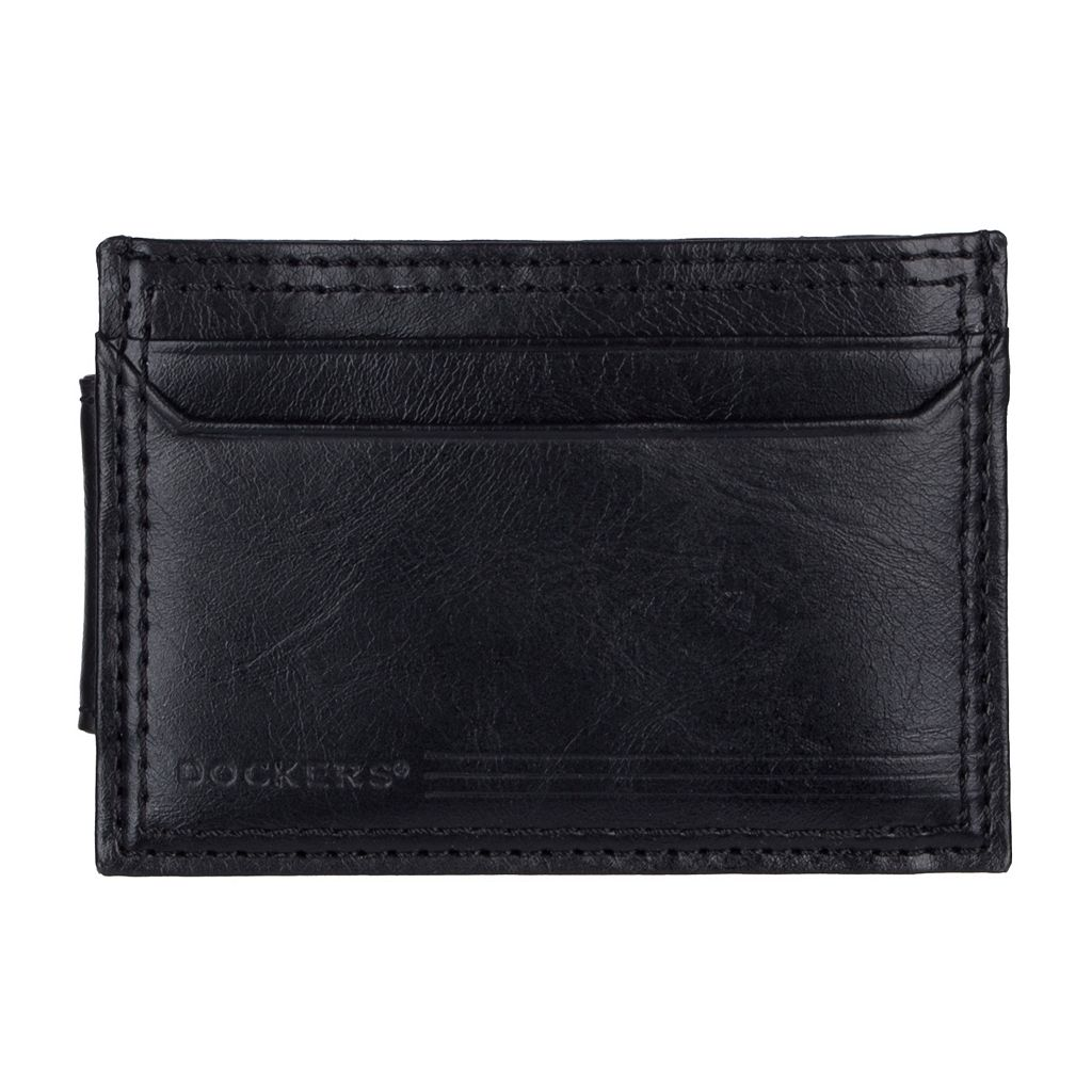 Men's Dockers RFID-Blocking Magnetic Front-Pocket Wallet