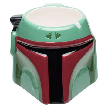 Star Wars Boba Fett Coffee Mug