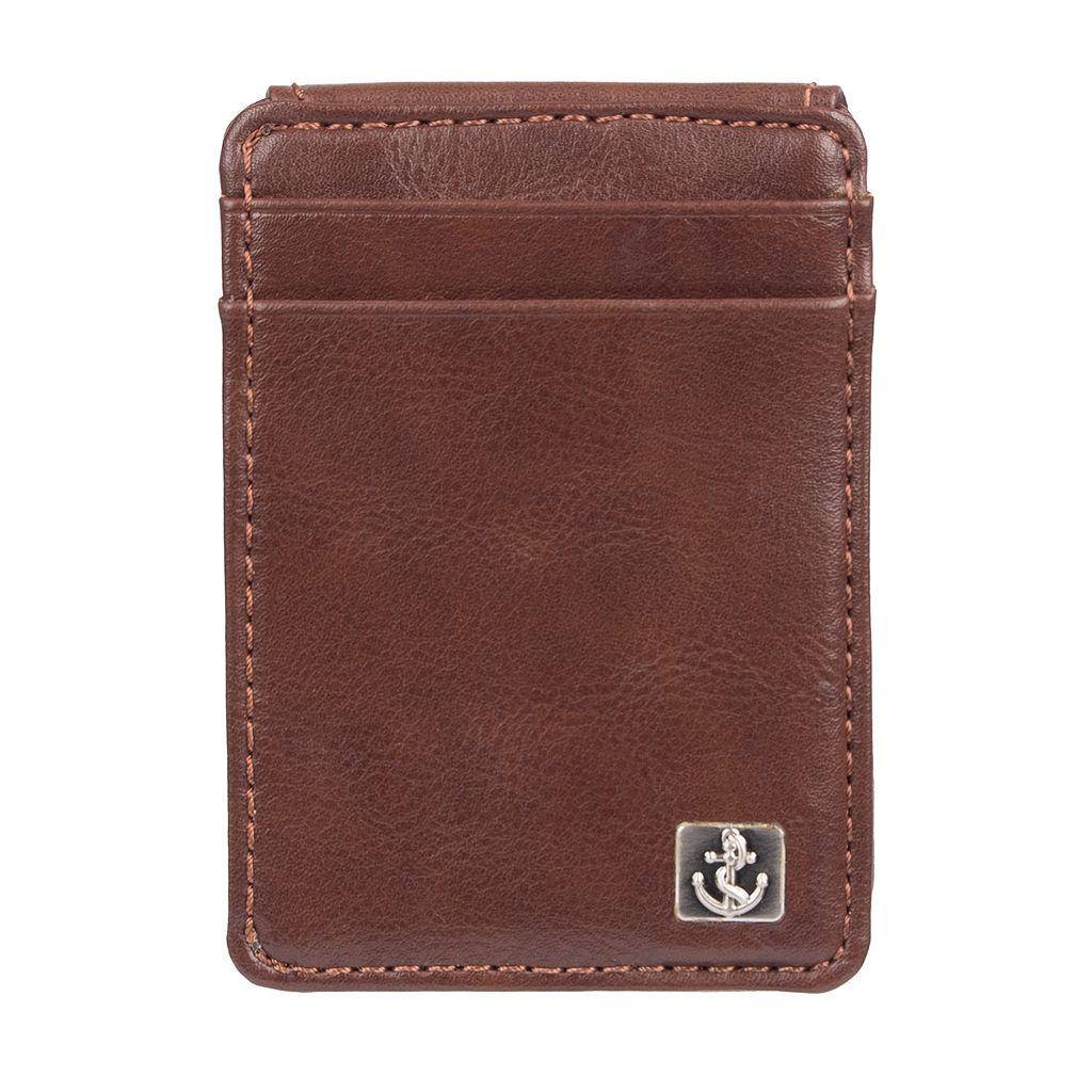 Men's Dockers RFID-Blocking Magnetic Wallet