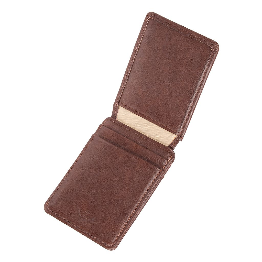 Men's Dockers RFID-Blocking Magnetic Wallet