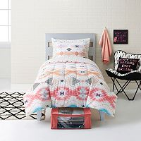 Simple By Design Southwestern 8 pc Dorm Kit