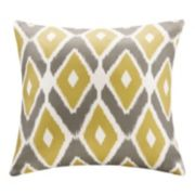 Madison Park Stetsen Ikat Throw Pillow