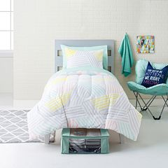 Simple By Design Scandi Pop 8 pc Dorm Kit