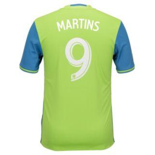 Men's adidas Seattle Sounders Obafemi Martins Replica Jersey
