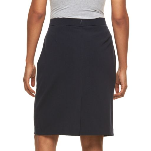 Petite Briggs Slimming Pencil Skirt