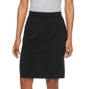 Petite Briggs Slimming Pencil Skirt