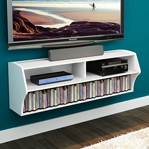Prepac Altus Wall Mounted TV Stand