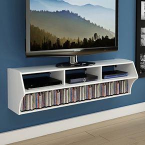 Prepac Altus Plus Wall Mounted TV Stand