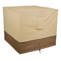 Classic Accessories Veranda Square Air Conditioner Cover