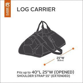 Classic Accessories Veranda Log Carrier