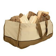 Classic Accessories Veranda Jumbo Log Tote