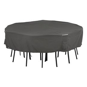 Classic Accessories Ravenna Large Square Patio Table & Chair Cover