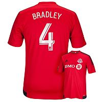 Men's adidas Toronto FC Michael Bradley Jersey