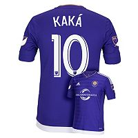 Men's adidas Orlando City SC Kaká Wordmark MLS Jersey