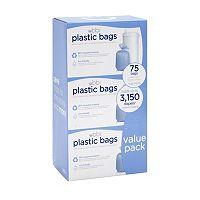 Ubbi 3 pkPlastic Bag Refills