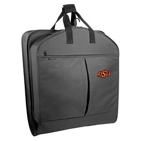 WallyBags Oklahoma State Cowboys 40-Inch Pocketed Garment Bag