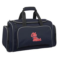 WallyBags Ole Miss Rebels 21-inch Duffel Bag