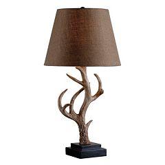 Kenroy Home Buckhorn Table Lamp