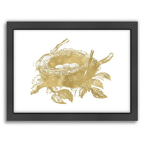 "Americanflat ""Nest"" Framed Wall Art"