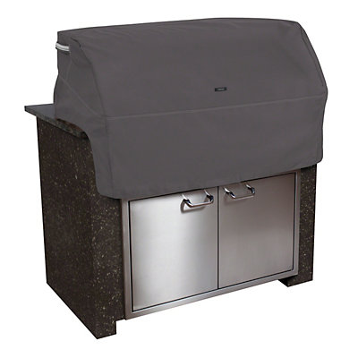 Classic Accessories Ravenna Patio X-Small Built-in Grill Top Cover