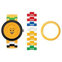 LEGO Unisex Happiness Interchangeable Watch Set - LEGO-9007347