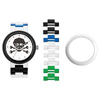 LEGO Unisex Skull Interchangeable Watch Set - LEGO-9007552