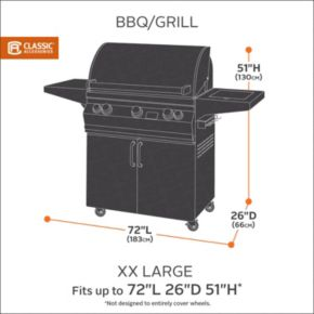 Classic Accessories Ravenna Patio XX-Large Grill Cover